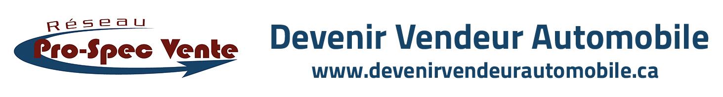 Devenir Vendeur Automobile